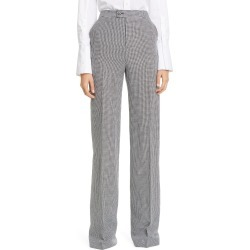 Women's Altuzarra High Waist Full Leg Pants, Size 2 US - Black found on MODAPINS from LinkShare USA for USD $477.00