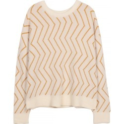 FRNCH Nadeto Vertical Zig Zag Print Sweater at Nordstrom Rack found on MODAPINS from Nordstrom Rack for USD $90.00