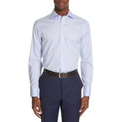 Men's Canali Regular Fit Houndstooth Dress Shirt found on MODAPINS from Nordstrom for USD $197.65