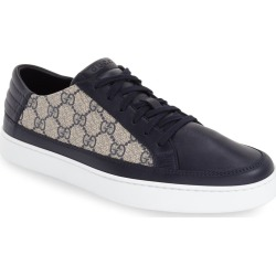 Men's Gucci 'Common' Low-Top Sneaker, Size 13US / 12UK - Blue found on MODAPINS from Nordstrom for USD $550.00