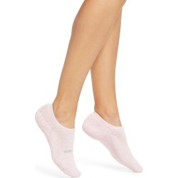 Women's Bombas Heathered No-Show Socks, Size Medium - Pink found on MODAPINS from Nordstrom for USD $12.00