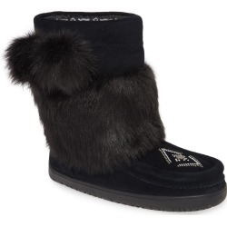 Women's Manitobah Mukluks Faux Fur & Waterproof Snow Boot found on MODAPINS from LinkShare USA for USD $104.99