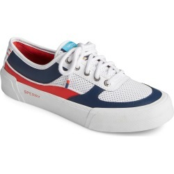 Women's Sperry Soletide Boat Shoe, Size 7.5 M - Blue found on Bargain Bro from Nordstrom for USD $53.20