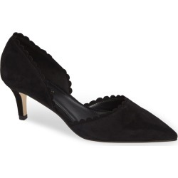 Women's Pelle Moda Kenny D'Orsay Pump, Size 9.5 M - Black found on Bargain Bro India from Nordstrom for $149.95
