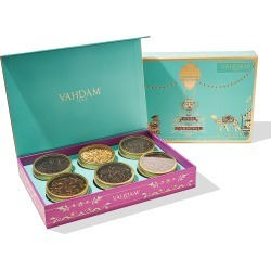 Vahdam Teas The India Tea Carnival Set Of 6 Loose Leaf Teas found on Bargain Bro India from Nordstrom for $34.99