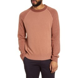 Men's Club Monaco Slim Fit Garment Dye Sweater, Size Small - Pink found on Bargain Bro Philippines from Nordstrom for $74.75
