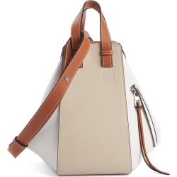 Loewe Small Hammock Colorblock Leather Hobo - found on MODAPINS from LinkShare USA for USD $2650.00