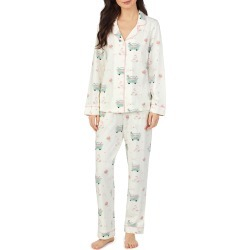 Women's Bedhead Pajamas Stretch Organic Cotton Pajamas found on MODAPINS from Nordstrom for USD $140.00
