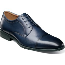 Men's Florsheim Cardineli Cap Toe Derby, Size 8.5 M - Blue found on Bargain Bro India from Nordstrom for $99.95