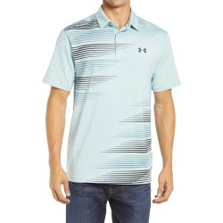 Men's Under Armour Playoff 2.0 Loose Fit Polo, Size Large - Blue found on Bargain Bro India from Nordstrom for $65.00