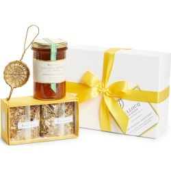 Bellocq The Wellness Collection 4-Piece Tea, Strainer & Honey Gift Set found on Bargain Bro India from Nordstrom for $58.00