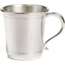 Salisbury Pewter 'Carolina' Personalized Baby Cup found on Bargain Bro from Nordstrom for USD $42.56