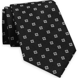 Men's Gitman Geometric Silk Tie, Size X-Long - Black found on Bargain Bro India from Nordstrom for $115.00