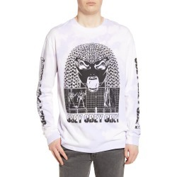 Men's Obey Permapocalypse Bleach Long Sleeve T-Shirt found on MODAPINS from Nordstrom for USD $44.00