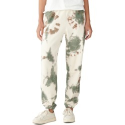 Women's Lucky Brand Tie Dye Joggers, Size Small - White found on MODAPINS from Nordstrom for USD $39.75