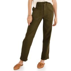 Women's Madewell Griff Fatigue Pants