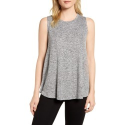 Women's Gibson X Living In Yellow Millie Cozy Muscle Tank, Size X-Small - Grey (Regular & Petite) (Nordstrom Exclusive) found on Bargain Bro India from LinkShare USA for $32.00