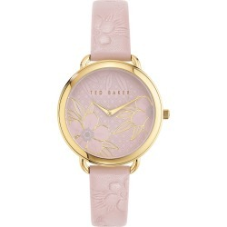 Women's Ted Baker London Hettie Leather Strap Watch, 37mm found on Bargain Bro India from Nordstrom for $93.78