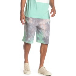 Kappa Active Authentic Cyntu Tie Dye Print Shorts at Nordstrom Rack found on MODAPINS from Nordstrom Rack for USD $80.00