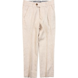 Toddler Boy's Appaman Kids' Linen Blend Pants, Size 3T - Beige found on Bargain Bro from Nordstrom for USD $48.64