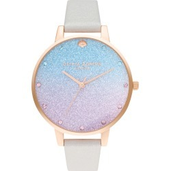 Women's Olivia Burton Under The Sea Glitter Ombre Dial Watch, 38mm found on Bargain Bro India from LinkShare USA for $135.00