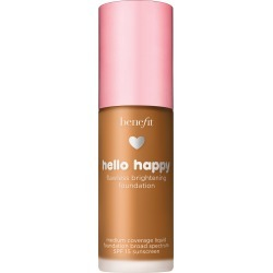 Benefit Hello Happy Flawless Brightening Foundation Spf 15, Size 1 oz - Shade 8- Tan Warm found on MODAPINS from LinkShare USA for USD $30.00