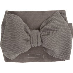 Mini Prep Ashe Stretch Head Wrap, Size One Size - Grey found on Bargain Bro from Nordstrom for USD $10.64