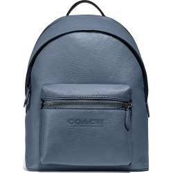 Men's Coach Charter Pebbled Leather Backpack - Blue found on Bargain Bro from Nordstrom for USD $376.20