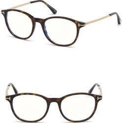 Men's Tom Ford 50Mm Blue Light Blocking Glasses - Shiny Dark Havana/ Blue Block found on Bargain Bro Philippines from Nordstrom for $415.00
