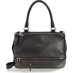 Givenchy Medium Pandora Sugar Leather Satchel - Black found on Bargain Bro India from Nordstrom for $2150.00