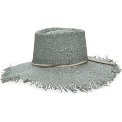 Women's Treasure & Bond Straw Boater Hat - Blue found on Bargain Bro India from Nordstrom for $39.00
