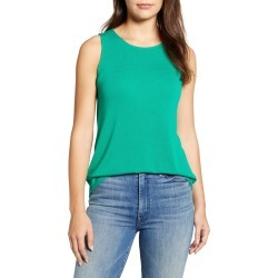 Women's Gibson X Living In Yellow Millie Cozy Muscle Tank, Size X-Large - Green (Regular & Petite) (Nordstrom Exclusive) found on Bargain Bro India from LinkShare USA for $32.00