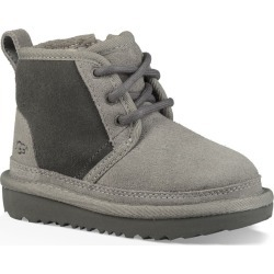 Toddler Boy's UGG Neumel Ii Water Resistant Chukka Boot, Size 7 M - Grey found on Bargain Bro India from LinkShare USA for $90.00