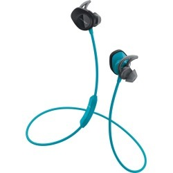 Bose Soundsport Wireless Earbuds, Size One Size - Blue/green found on Bargain Bro from Nordstrom for USD $98.04