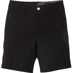 Toddler Boy's Volcom Surf N' Turf Static Hybrid Shorts, Size 2T - Black found on Bargain Bro India from Nordstrom for $37.00