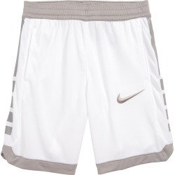 Toddler Boy's Nike Dry Elite Stripe Athletic Shorts, Size 4T - White found on Bargain Bro Philippines from Nordstrom for $28.00