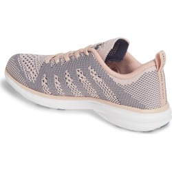 Women's Apl Techloom Pro Knit Running Shoe, Size 8 B - Pink found on Bargain Bro Philippines from Nordstrom for $140.00