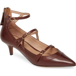 Women's Linea Paolo Cathy Pump, Size 8 M - Brown