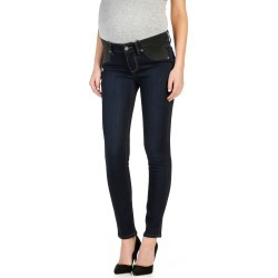 Women's Paige Transcend - Verdugo Ankle Skinny Maternity Jeans found on MODAPINS from LinkShare USA for USD $199.00