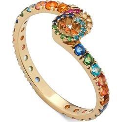Women's Gucci Double-G Running Gemstone Ring found on Bargain Bro India from Nordstrom for $1620.00