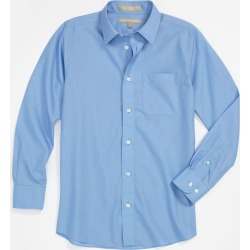 Boy's Nordstrom Smartcare(TM) Dress Shirt, Size 8 - Blue found on Bargain Bro India from Nordstrom for $39.00