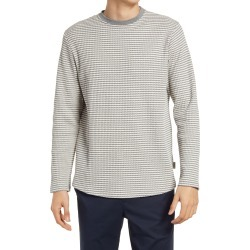Men's Oliver Spencer Darly Long Sleeve T-Shirt, Size Medium - Grey found on MODAPINS from Nordstrom for USD $184.00