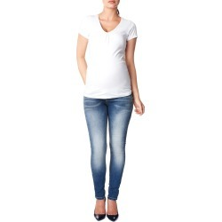 Women's Noppies 'Tara' Over The Belly Skinny Maternity Jeans found on MODAPINS from Nordstrom for USD $79.99