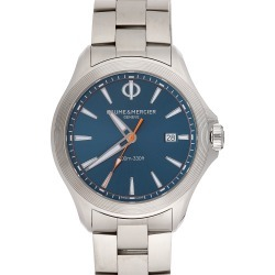 Men's Baume & Mercier Clifton Club Bracelet Watch, 42Mm found on Bargain Bro India from Nordstrom for $1490.00