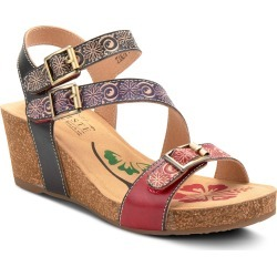 Women's L'Artiste Tanja Wedge Sandal found on MODAPINS from LinkShare USA for USD $89.95