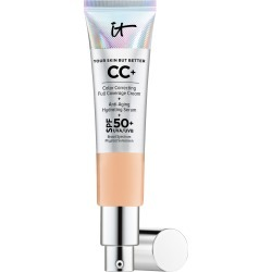It Cosmetics Cc+ Color Correcting Full Coverage Cream Spf 50+, Size 1.08 oz - Neutral Medium found on Bargain Bro from Nordstrom for USD $30.02