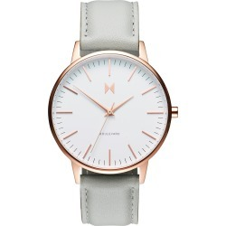 Women's Mvmt Boulevard Leather Strap Watch, 38Mm found on Bargain Bro Philippines from Nordstrom for $115.00