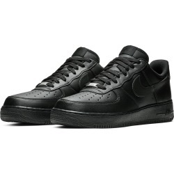 Men's Nike Air Force 1 '07 Sneaker, Size 12 M - Black found on Bargain Bro from Nordstrom for USD $68.40