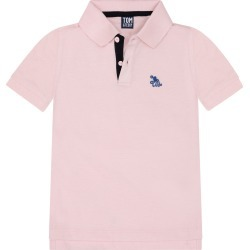Toddler Boy's Tom & Teddy Pique Polo, Size 1-2Y - Pink found on Bargain Bro Philippines from Nordstrom for $44.95