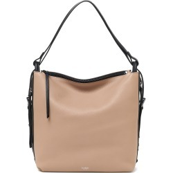 Botkier Bond Convertible Leather Hobo Bag - Beige found on Bargain Bro India from LinkShare USA for $298.00